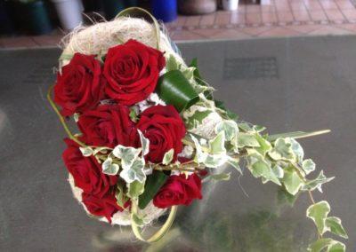 bouquet in arte