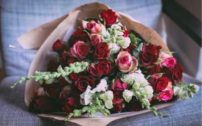 Regala un bouquet di fiori a domicilio per un Natale speciale
