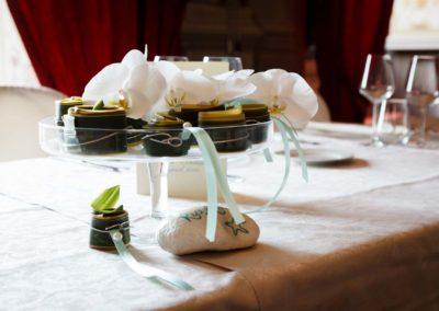 Composizioni floreali per allestire tavoli matrimonio
