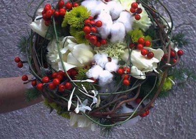 Bouquet da sposa per matrimonio a Pisa