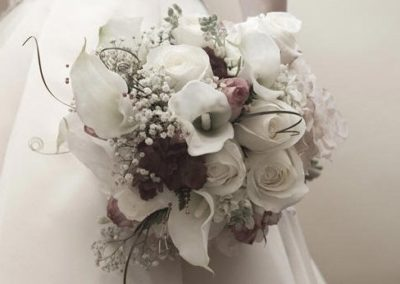 Bouquet da sposa raffinato
